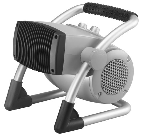 Air King 8900 Ceramic Heater With Pivoting Head And